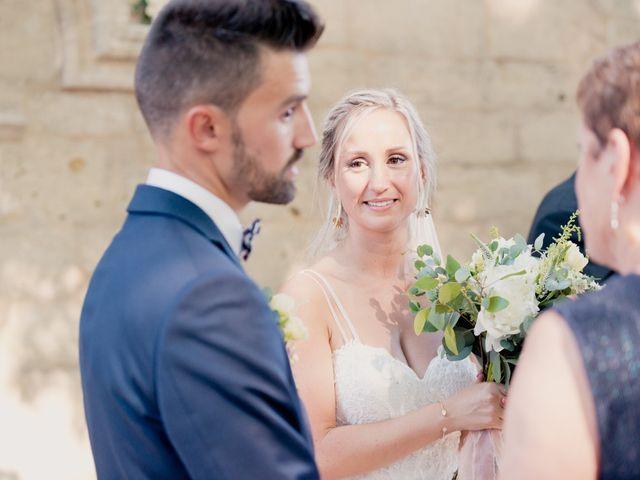 Le mariage de Benjamin et Manon à Vaugines, Vaucluse 59