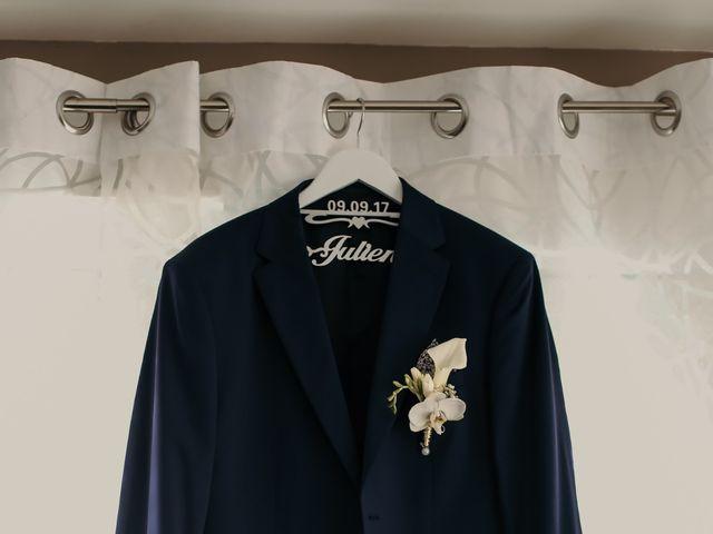 Le mariage de Julien et Meg-Ann à Fauverney, Côte d'Or 12