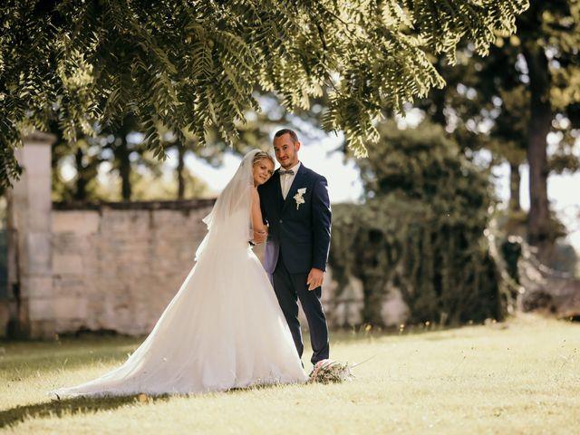 Le mariage de Julien et Meg-Ann à Fauverney, Côte d'Or 29