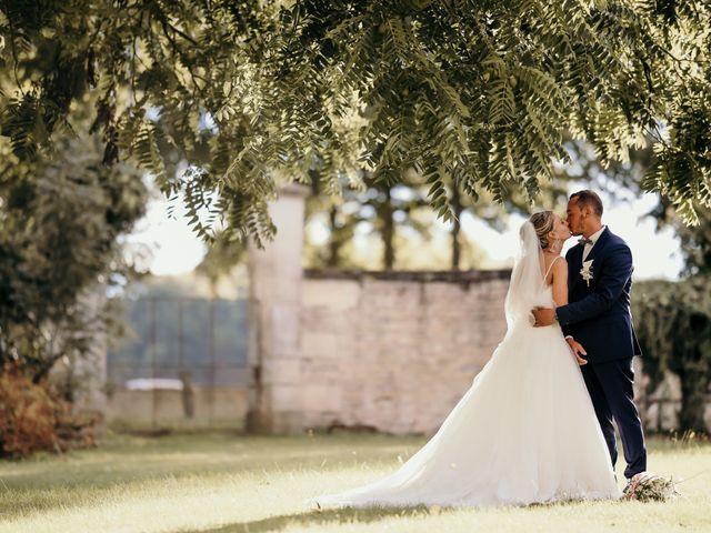 Le mariage de Julien et Meg-Ann à Fauverney, Côte d'Or 30