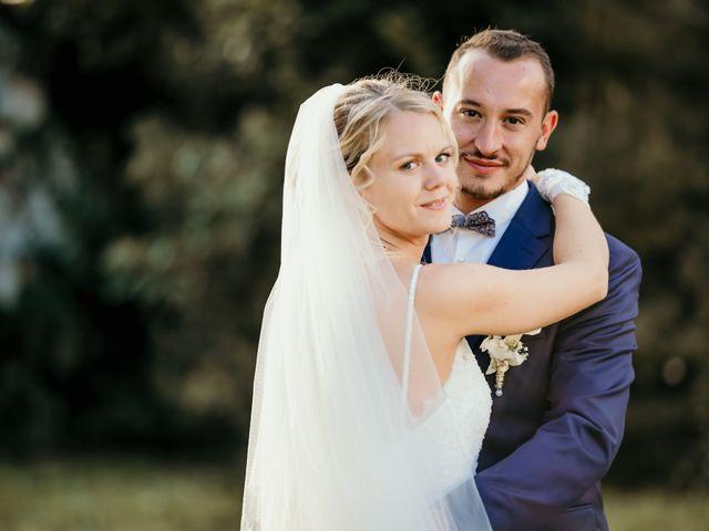 Le mariage de Julien et Meg-Ann à Fauverney, Côte d'Or 37