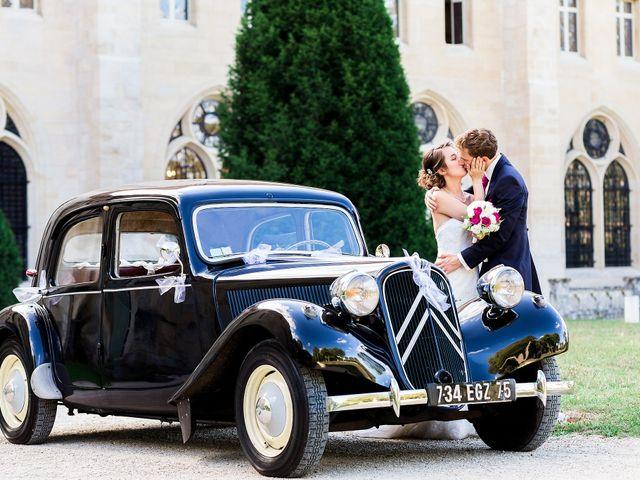 Le mariage de Emmanuel et Anne-Sophie à Sceaux, Hauts-de-Seine 26