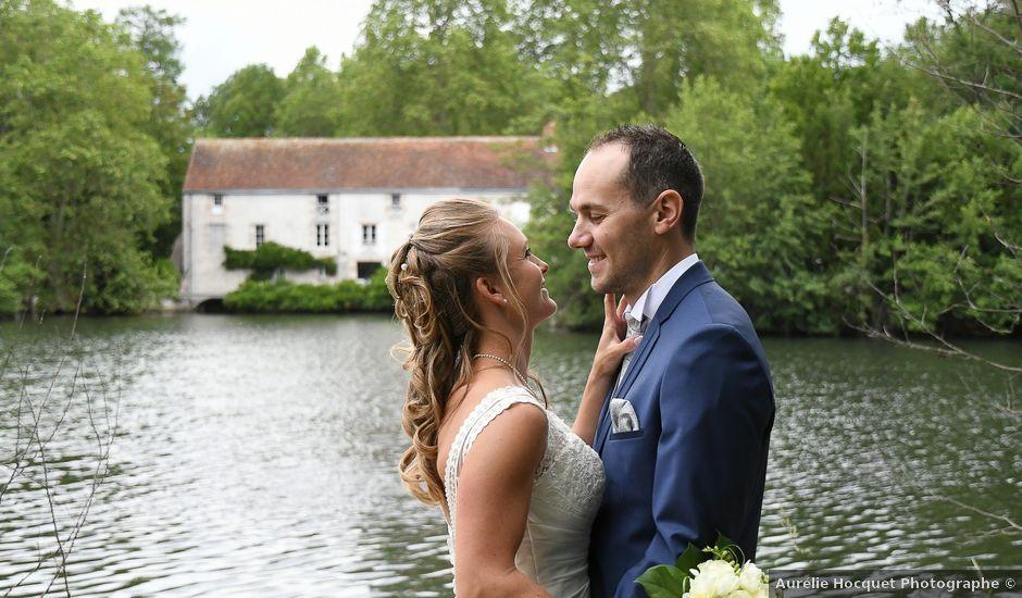 Le mariage de William et Julie à Olivet, Loiret