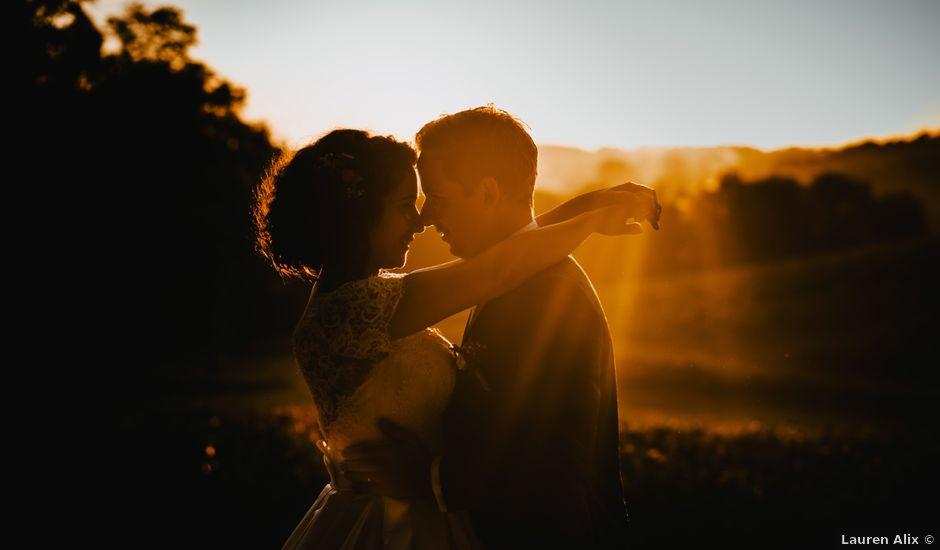 Le mariage de Jean-Baptiste et Pernelle à Lignan-de-Bordeaux, Gironde