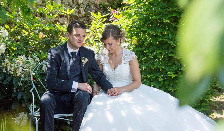 Le mariage de Hugo et Clémence à Talencieux, Ardèche