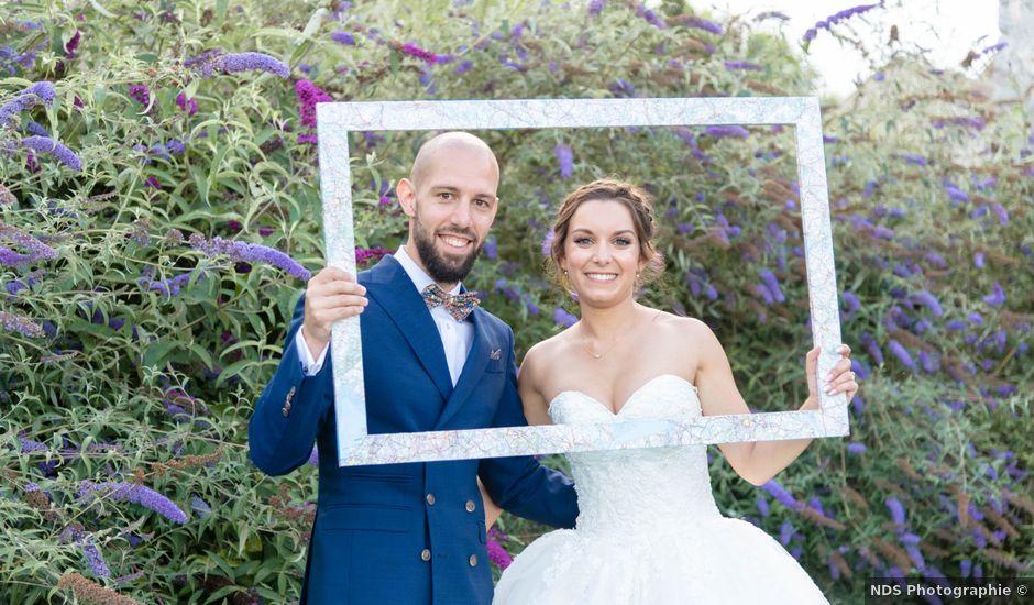 Le mariage de Kevin et Justine à Marcoussis, Essonne