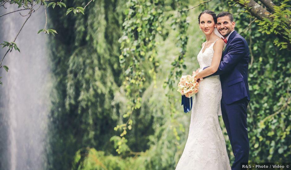 Le mariage de Jad et Émilie à Suresnes, Hauts-de-Seine