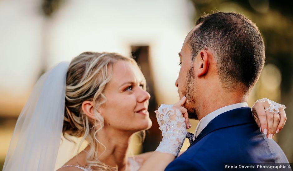 Le mariage de Julien et Meg-Ann à Fauverney, Côte d'Or