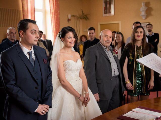 Le mariage de Jérémy et Emeni à Chasseneuil-du-Poitou, Vienne 5