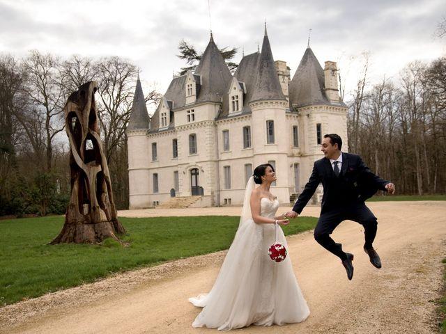 Le mariage de Jérémy et Emeni à Chasseneuil-du-Poitou, Vienne 2