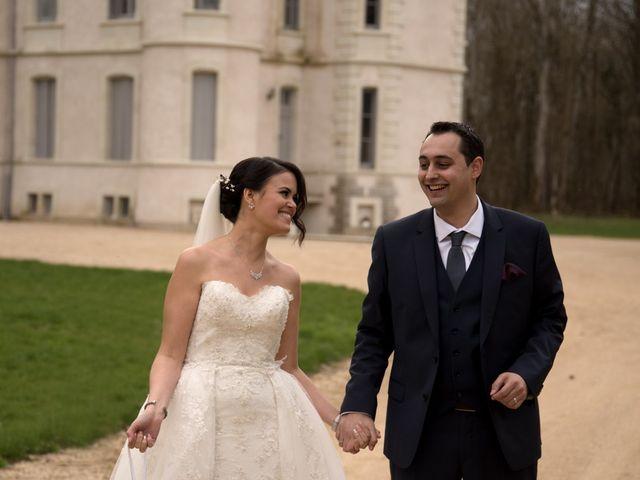 Le mariage de Jérémy et Emeni à Chasseneuil-du-Poitou, Vienne 12