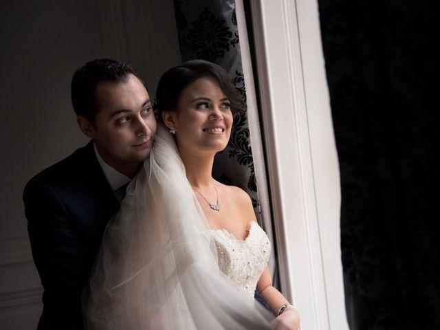 Le mariage de Jérémy et Emeni à Chasseneuil-du-Poitou, Vienne 14