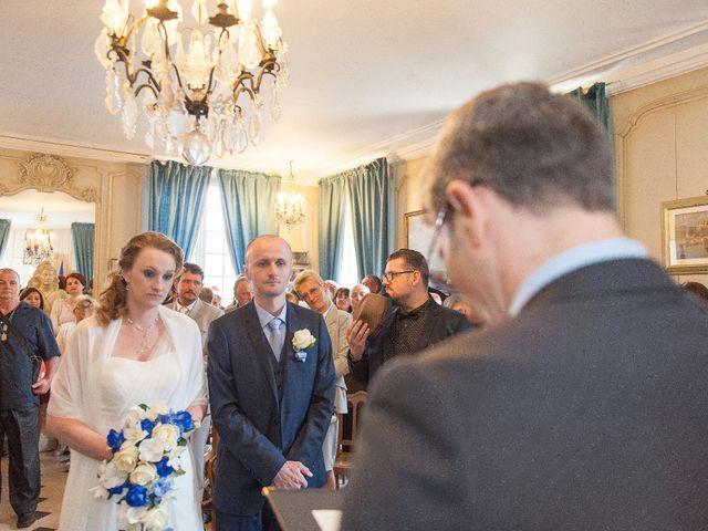 Le mariage de Allan et Aurelie à Viarmes, Val-d'Oise 15