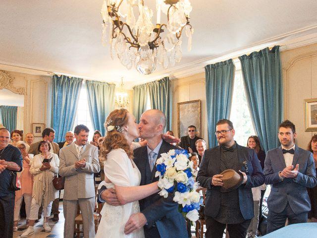 Le mariage de Allan et Aurelie à Viarmes, Val-d'Oise 16