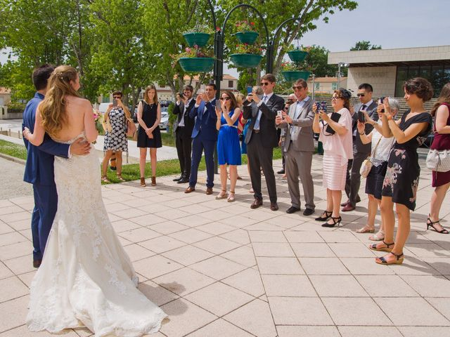 Le mariage de Benoit et Lucie à Saint-Yrieix-sur-Charente, Charente 7