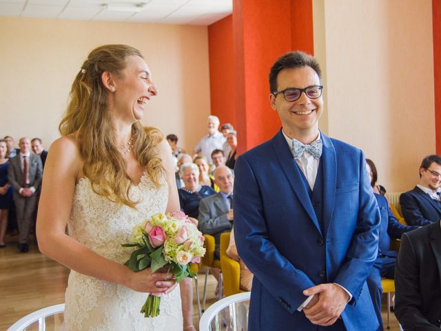 Le mariage de Benoit et Lucie à Saint-Yrieix-sur-Charente, Charente 13