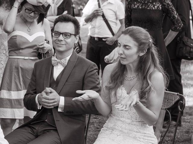 Le mariage de Lucie et Benoit