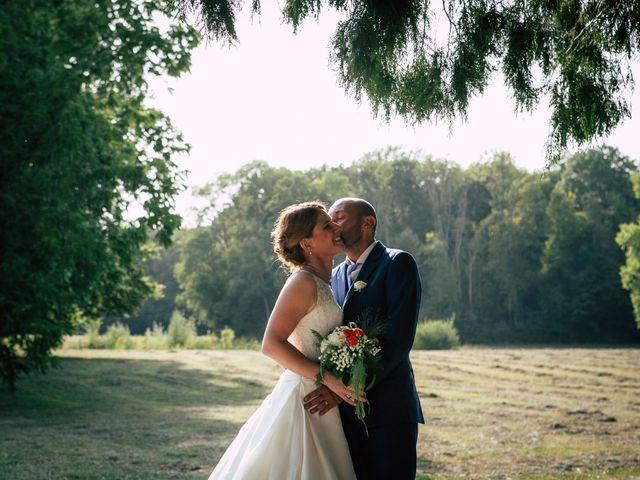 Le mariage de Emilie et Jean-Alexandre
