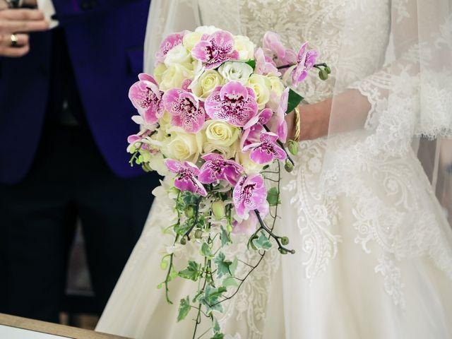 Le mariage de Jérémy et Sophie à La Ferté-Alais, Essonne 57