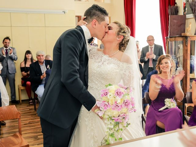 Le mariage de Jérémy et Sophie à La Ferté-Alais, Essonne 69
