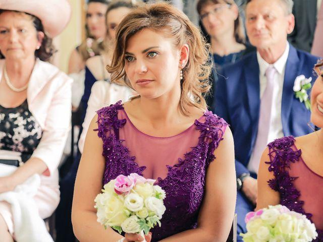 Le mariage de Jérémy et Sophie à La Ferté-Alais, Essonne 80