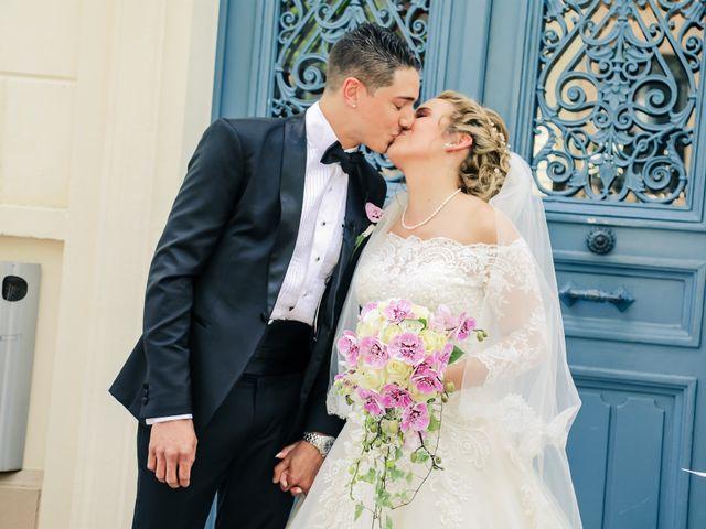 Le mariage de Jérémy et Sophie à La Ferté-Alais, Essonne 89