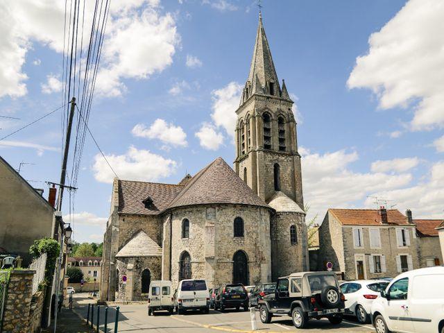 Le mariage de Jérémy et Sophie à La Ferté-Alais, Essonne 90