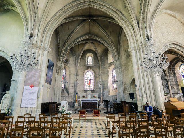 Le mariage de Jérémy et Sophie à La Ferté-Alais, Essonne 93