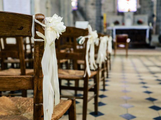 Le mariage de Jérémy et Sophie à La Ferté-Alais, Essonne 95