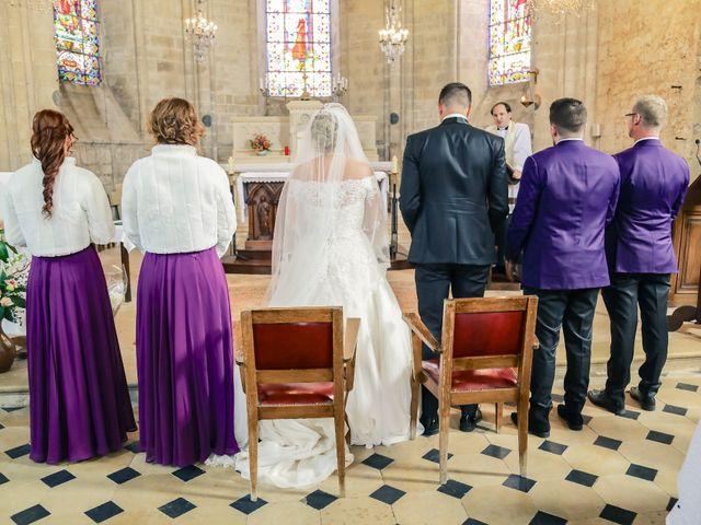 Le mariage de Jérémy et Sophie à La Ferté-Alais, Essonne 127