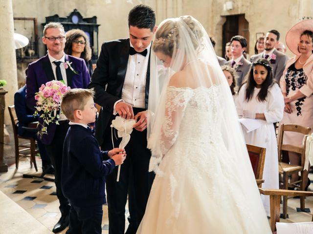 Le mariage de Jérémy et Sophie à La Ferté-Alais, Essonne 130