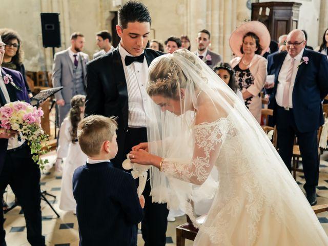 Le mariage de Jérémy et Sophie à La Ferté-Alais, Essonne 131