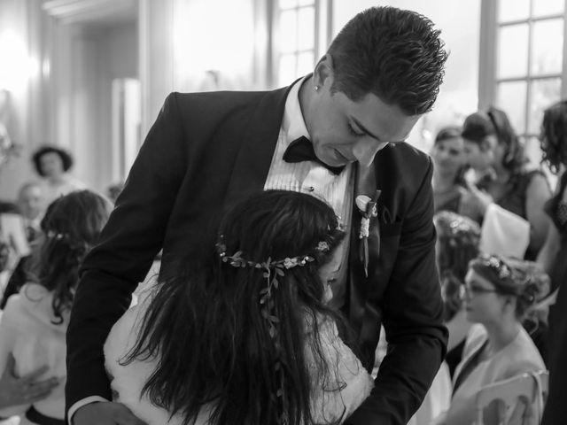 Le mariage de Jérémy et Sophie à La Ferté-Alais, Essonne 225