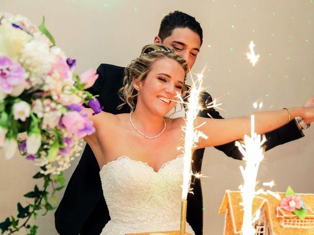 Le mariage de Jérémy et Sophie à La Ferté-Alais, Essonne 240