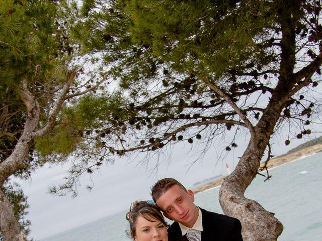 Le mariage de Elodie et Cédric