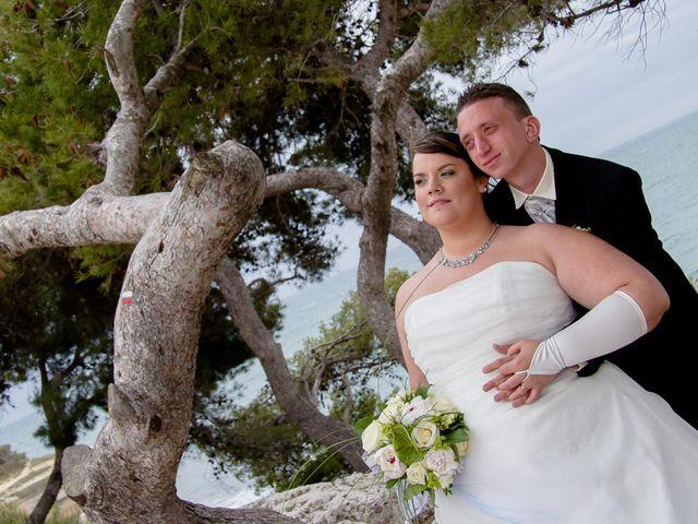 Le mariage de Cédric et Elodie à Marignane, Bouches-du-Rhône 45