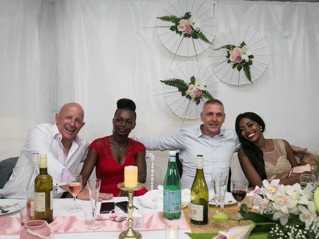 Le mariage de Mario et Marcelle à Ibos, Hautes-Pyrénées 13
