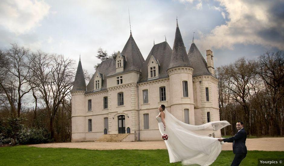 Le mariage de Jérémy et Emeni à Chasseneuil-du-Poitou, Vienne