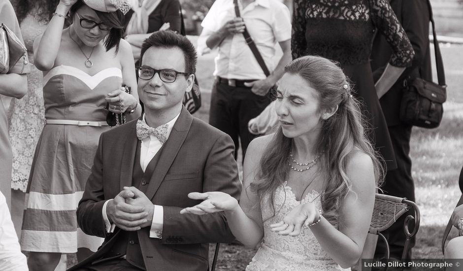 Le mariage de Benoit et Lucie à Saint-Yrieix-sur-Charente, Charente