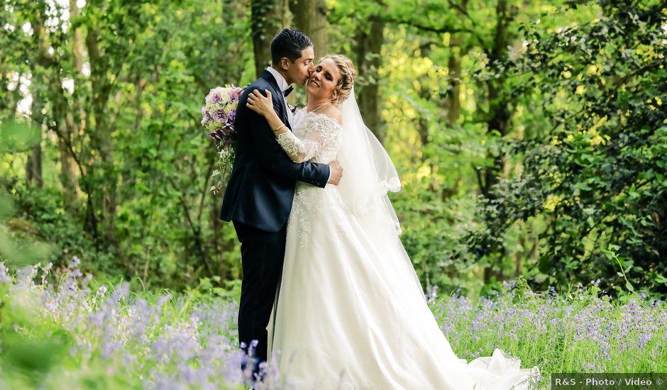 Le mariage de Jérémy et Sophie à La Ferté-Alais, Essonne