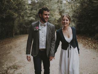 Le mariage de Justine et Julien