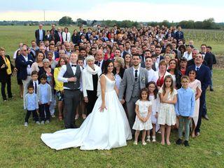 Le mariage de Lucille et Jonathan
