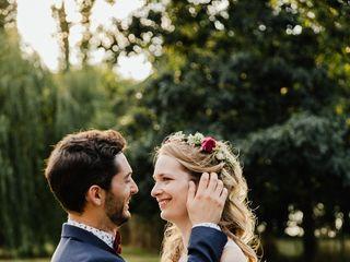 Le mariage de Eve et Tom 1