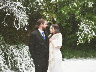 Le mariage de Victoria et Maury