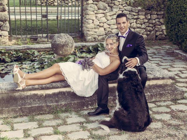 Le mariage de Damien et Nina à Aix-en-Provence, Bouches-du-Rhône 10