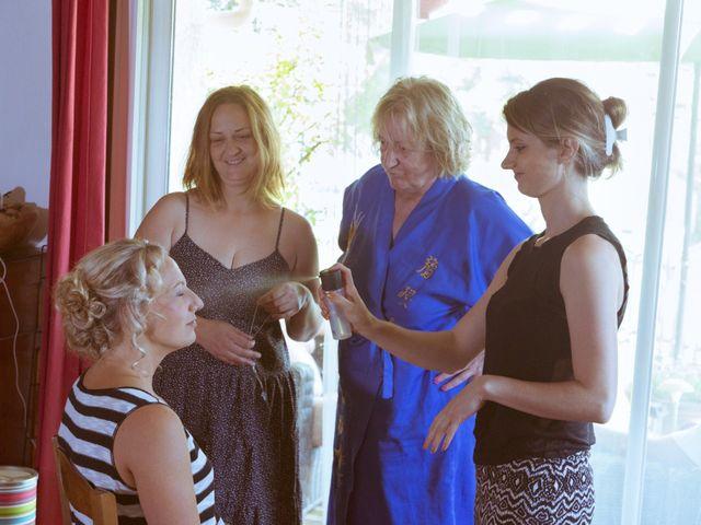 Le mariage de Damien et Nina à Aix-en-Provence, Bouches-du-Rhône 13