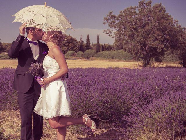 Le mariage de Damien et Nina à Aix-en-Provence, Bouches-du-Rhône 21