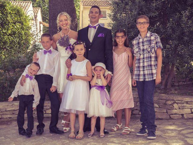Le mariage de Damien et Nina à Aix-en-Provence, Bouches-du-Rhône 32