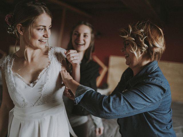 Le mariage de Julien et Justine à Choué, Loir-et-Cher 32