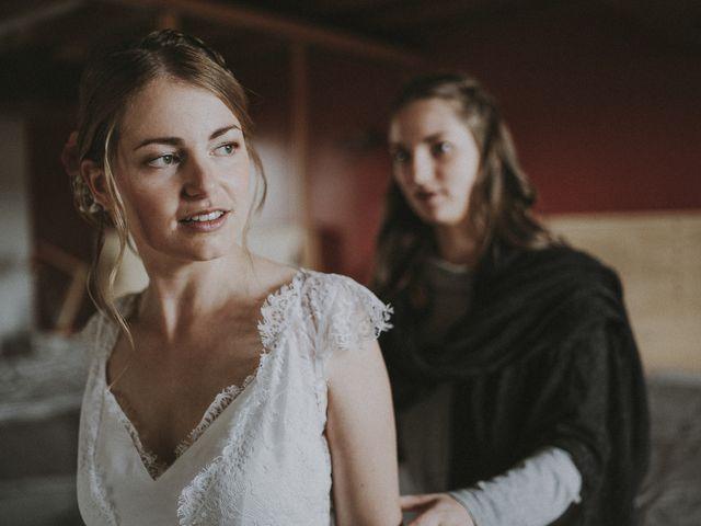 Le mariage de Julien et Justine à Choué, Loir-et-Cher 33